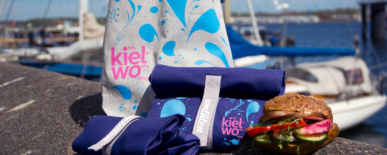 H Kieler Woche nachhaltiges Branding & nachhaltige...