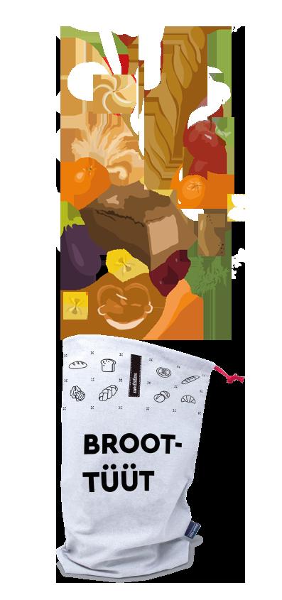 zero waste snackbeutel