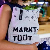 Markt-Tüüt - der Gemüse- und Obstbeutel