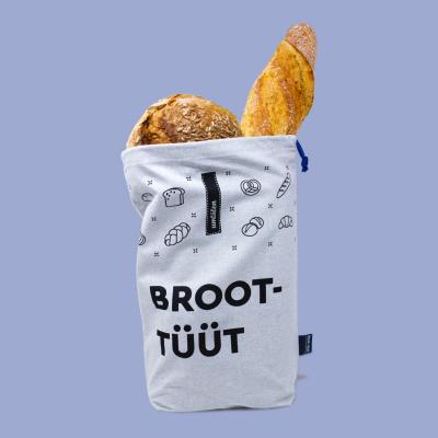 Broot-Tüüt - die nachhaltige Brottasche